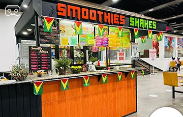 Be sure to check out TeamStoby Smoothies at Giftland Mall Food court! They have an amazing Keto Smoothie Menu with a wide selection of flavors that you must dry!